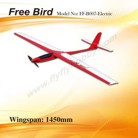 FREE BIRD ELEKTRIC GLIDER 1450 mm