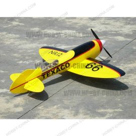 GeeBee R3 EP Yellow RC Airplane Models